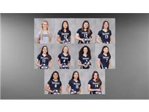 Girls Freshman Volleyball 2021