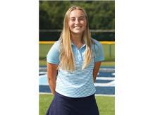 Senior Lydia Breslow
