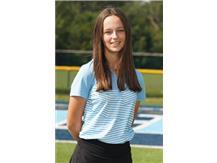 Senior Caitlin Vahl