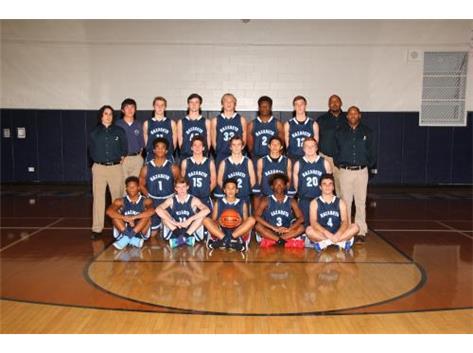 Varsity Basketball 2016-2017