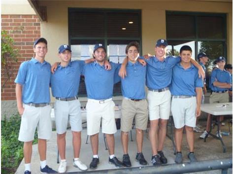 Nazareth Academy Varsity Boys Golf 2017 Champions