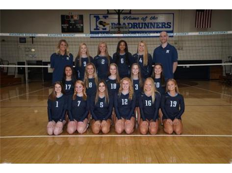 Varsity Volleyball 2018