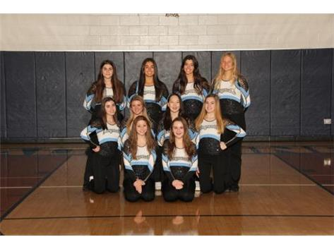 Competitive Pom and Dance 2019