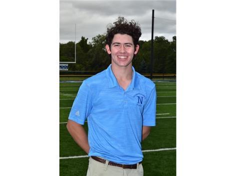 Senior Daniel Metzger