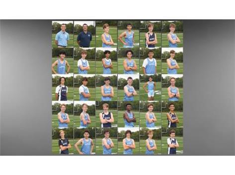 Boys Varsity/JV Cross Country 2020