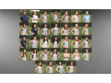 Girls Varsity/JV Cross Country 2020
