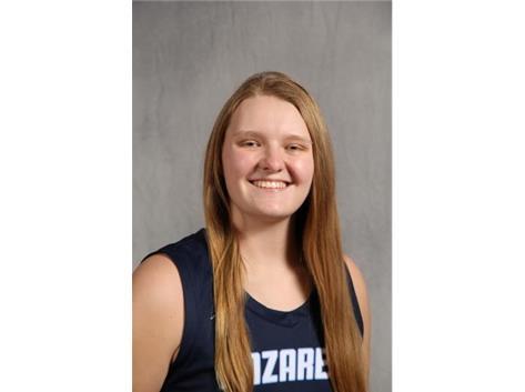 Senior Sarah Brongiel - Girls Basketball