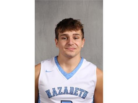 Senior Noah Soenen - Boys Basketball