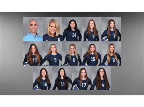 Girls Varsity Volleyball 2021