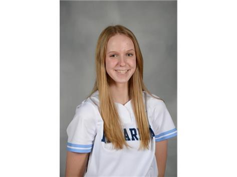 Senior Amanda Myers