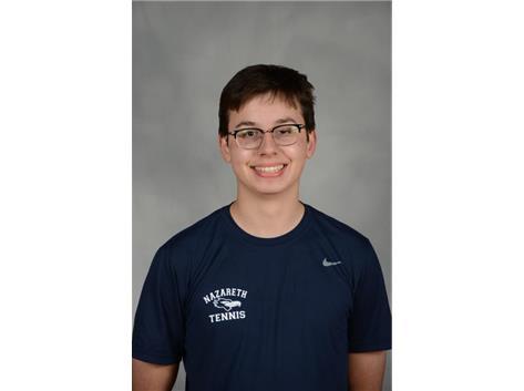 Senior Matthew Witte