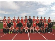 2017 JV Boys Track