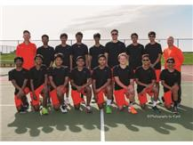 2017 JV Boys Tennis