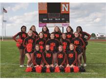 2017 Varsity Cheer
