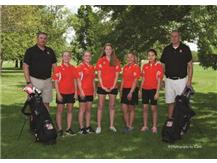 2017 Girls JV Golf