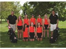 2017 Girls Varsity Golf