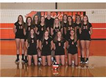 2017 JV Volleyball
