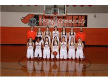 Girls V Basketball 2018