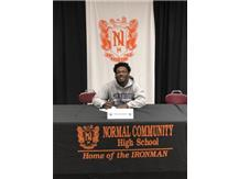 Daylen Boddie signing to play football at McKendree University