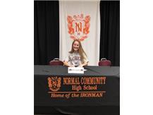 Katy Quinn signing to play soccer at Southern Illinois University
