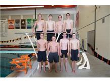 2019-2020 Boys Swim Team