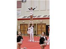 Beau Bittner will continue his cheerleading career at Iowa State University!
