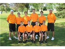 2020 JV Boys Golf Team