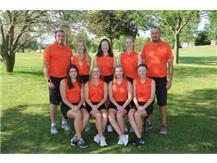 2020 Varsity Girls Golf Team