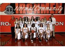 2020-21 JV Girls Basketball Team