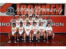 2020-21 Varsity Boys Basketball Team