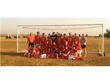 NCHS Boys Soccer wins 2013 Intercity Boys Soccer Championship