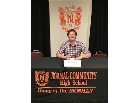 Will Dowell signing to play baseball at Iowa Lakes CC