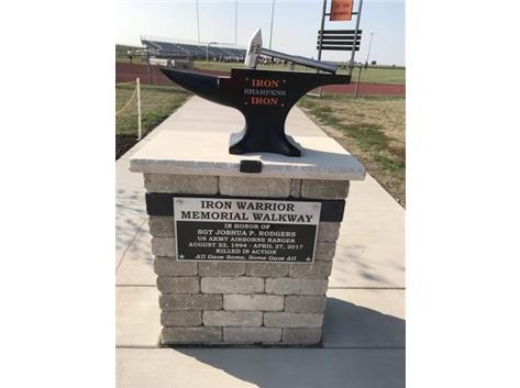 Joshua Rodgers Memorial