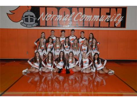 2019-20 Varsity Competitive Cheerleading