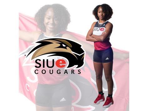 Kailah Carter signing to run track & field at Southern Illinois University-Edwardsville!