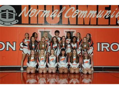 2020-21 Varsity Competitive Cheer Team