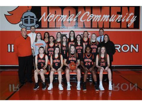 2020-21 Varsity Girls Basketball Team