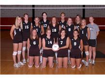 2007 Varsity Volleyball