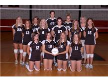 2007 JV Volleyball
