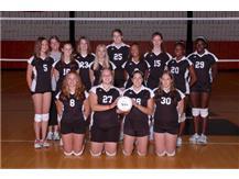 2007 Freshmen Volleyball