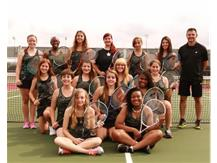2014 JV Girls Tennis