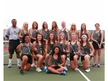 2014 Varsity Girls Tennis