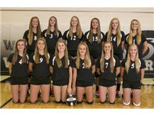 2014 Freshmen Girls Volleyball