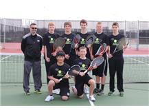2014 JV Boys Tennis