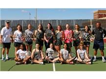 2015 JV Girls Tennis