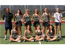 2015 Varsity Girls Tennis
