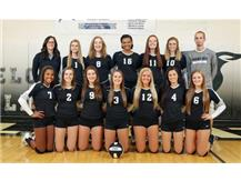 2015 Varsity Girls Volleyball