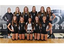 2016 Freshmen Girls Volleyball