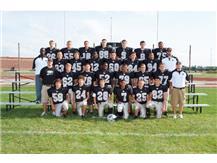 2008 Sophomore Football Team