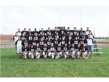 2008 Freshman Football Team